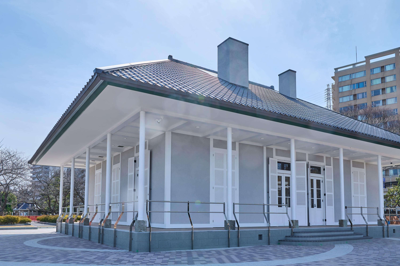 Yokosuka Modern Heritage Museum Tibodie House