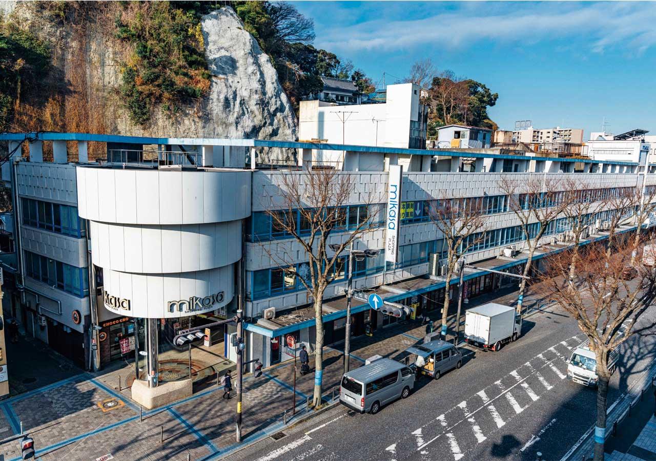 Mikasa Building Shopping Plaza