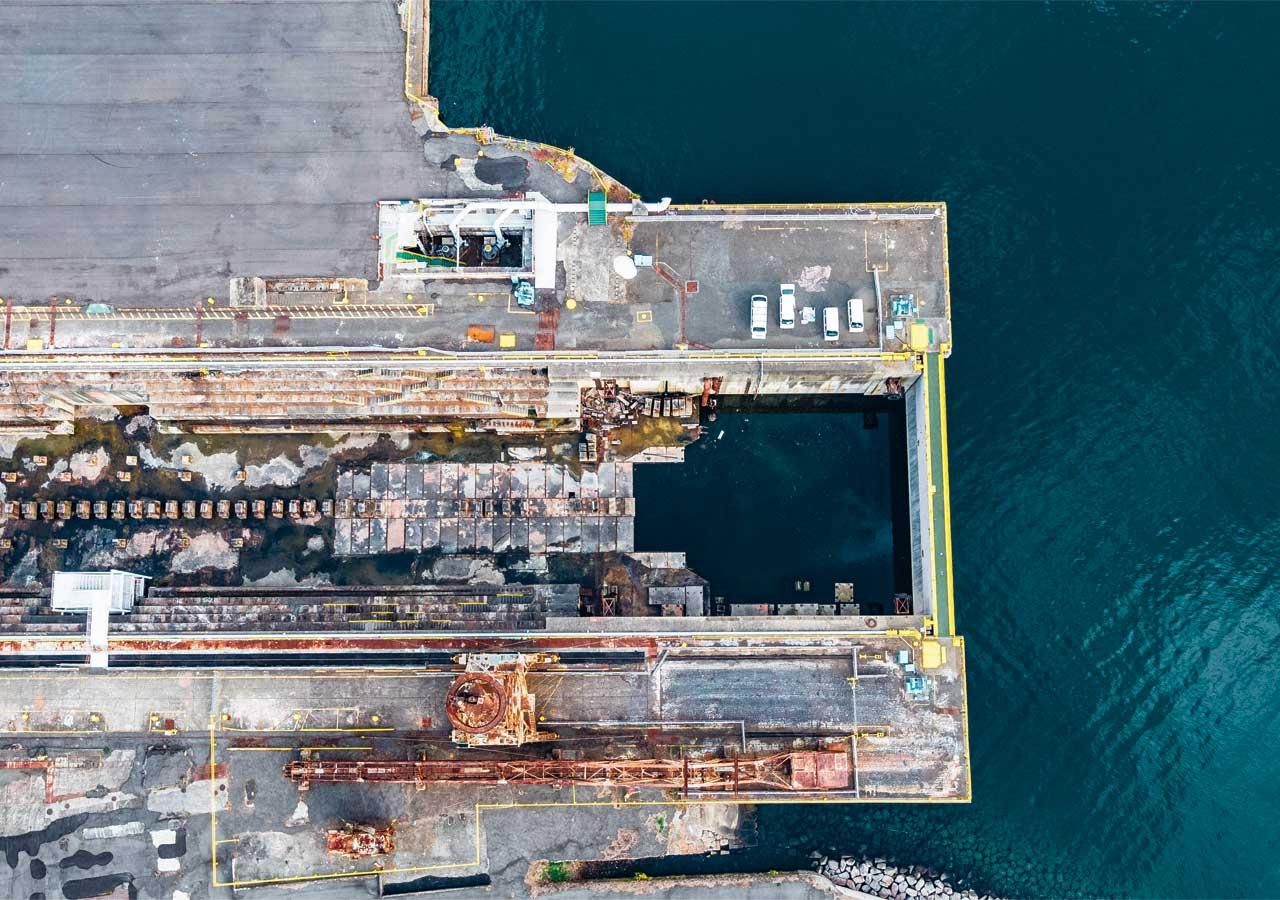 Uraga Dock (Sumiju Former Uraga Factory No. 1 Dock)