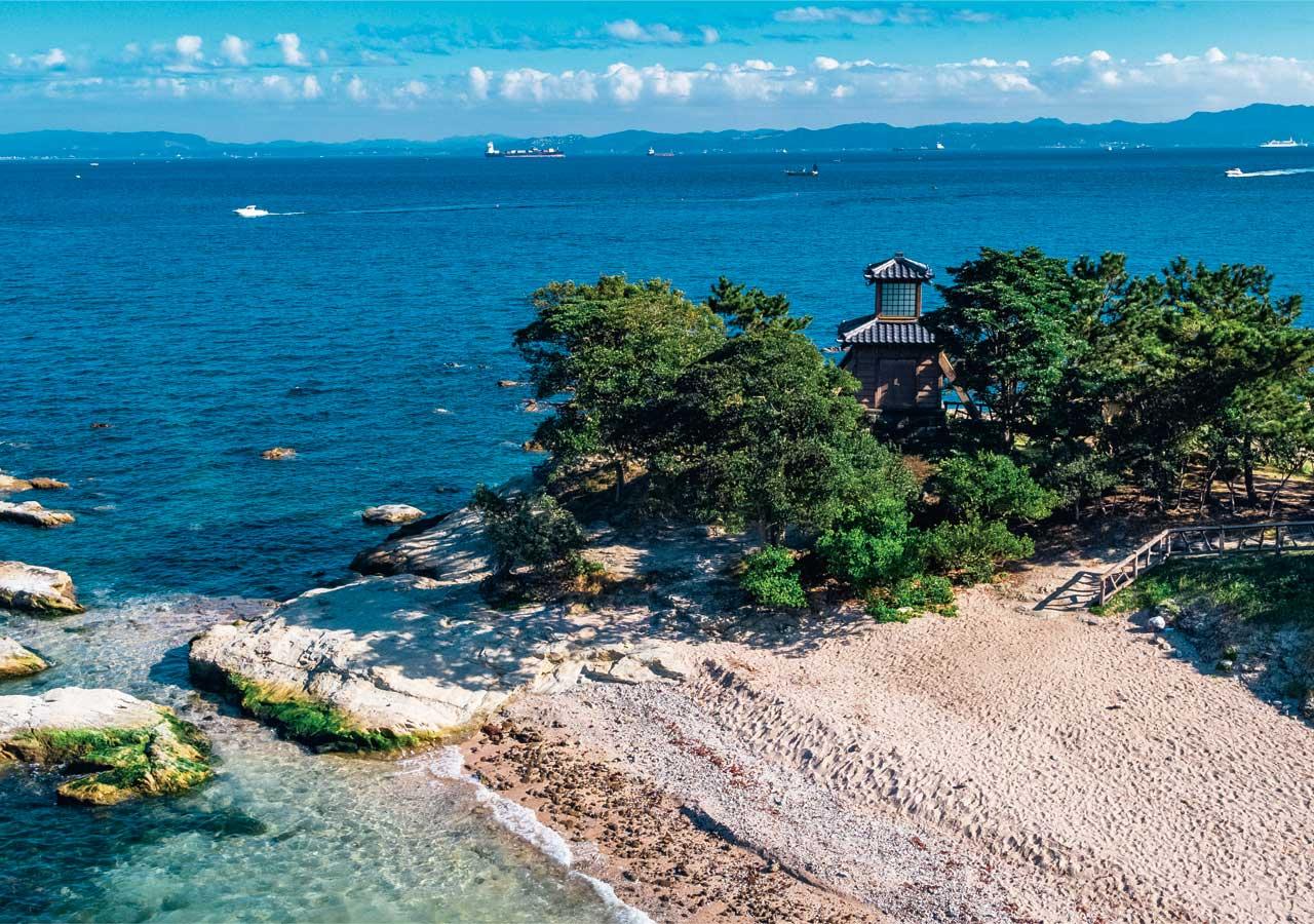 Tomyodo Lighthouse